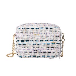Clear Pica bag Multi Col.