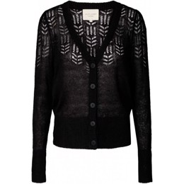 Hugo Cardigan Black
