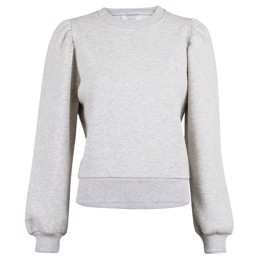 Taylor Sweatshirt Light Grey melange
