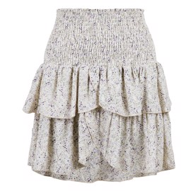 Carin Blush Flower Skirt