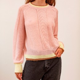 Solid Gracinia Sweater