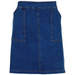 Cinna denim skirt