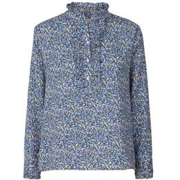 424e4f5c04f Franka blå skjorte