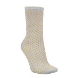 Dina Small Dots Coll. honey yellow