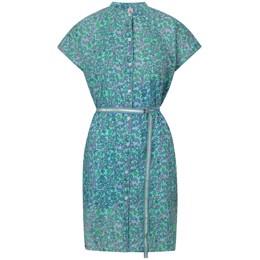 7c758c3c99d4 Casey Glynn grøn blomstret kjole