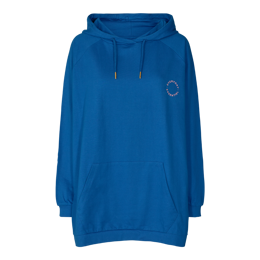 PENNY OVERSIZE HOODIE CLASSIC BLUE