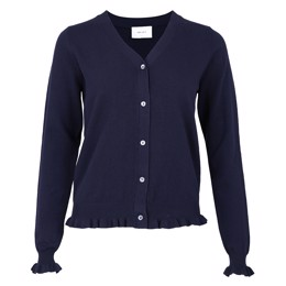 Ashley navy cardigan