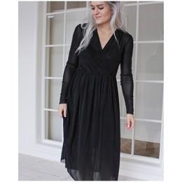 029a51af1 Samy sort mesh kjole