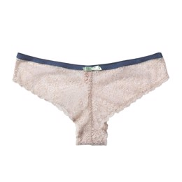 Lacey Baza Bottom Silver Gray