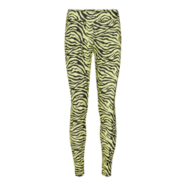 NINNI LEGGING YELLOW ZEBRA