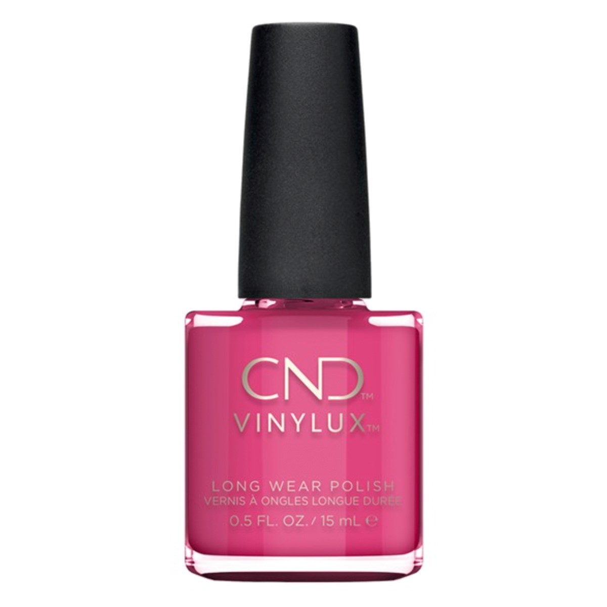 Vinylux Long Wear Polish, Pink Bikini #134