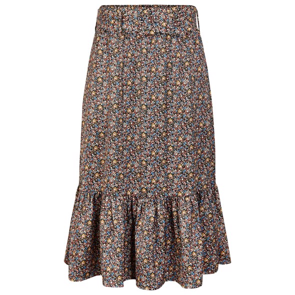 YASSIERRA HW MIDI SKIRT FT