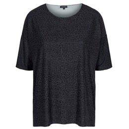 Alma t-shirt Leo/black