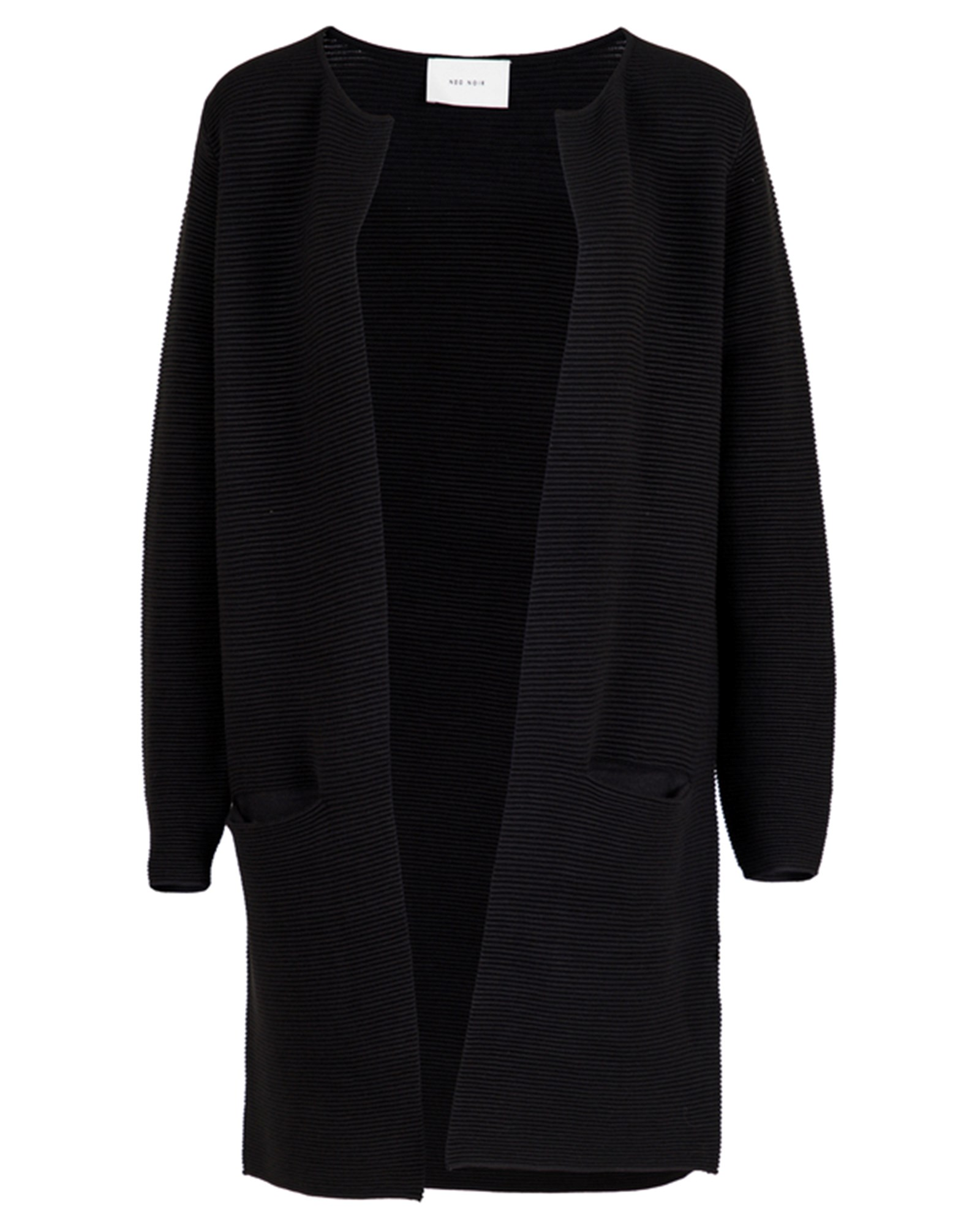 Claudia cardigan black